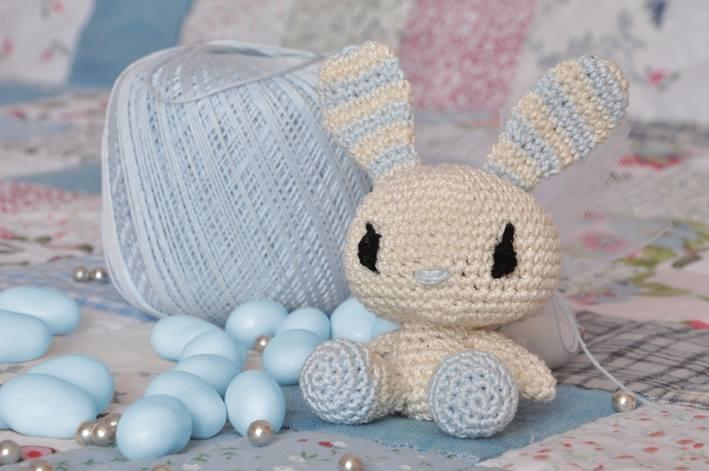 Coniglio ferma porta amigurumi bloccaporta crochet - YouTube | 471x709