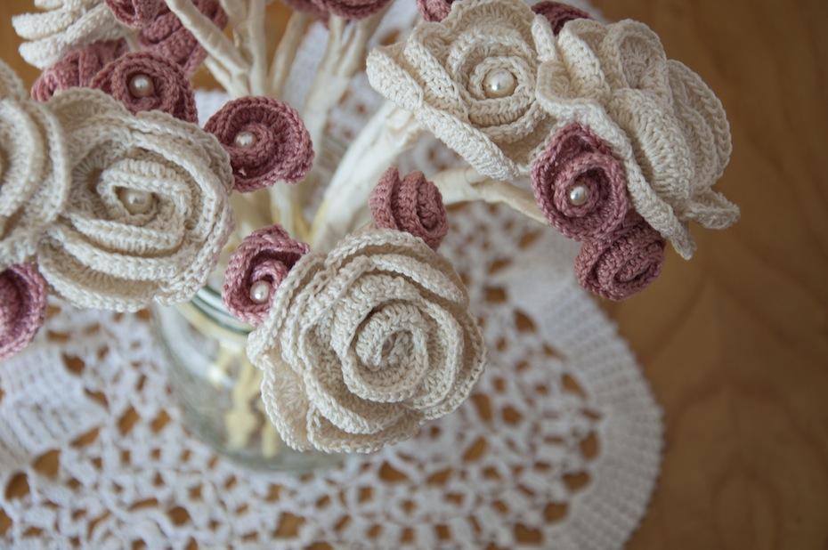 Bouquet Con Fiori Alluncinetto Alluncinettoit